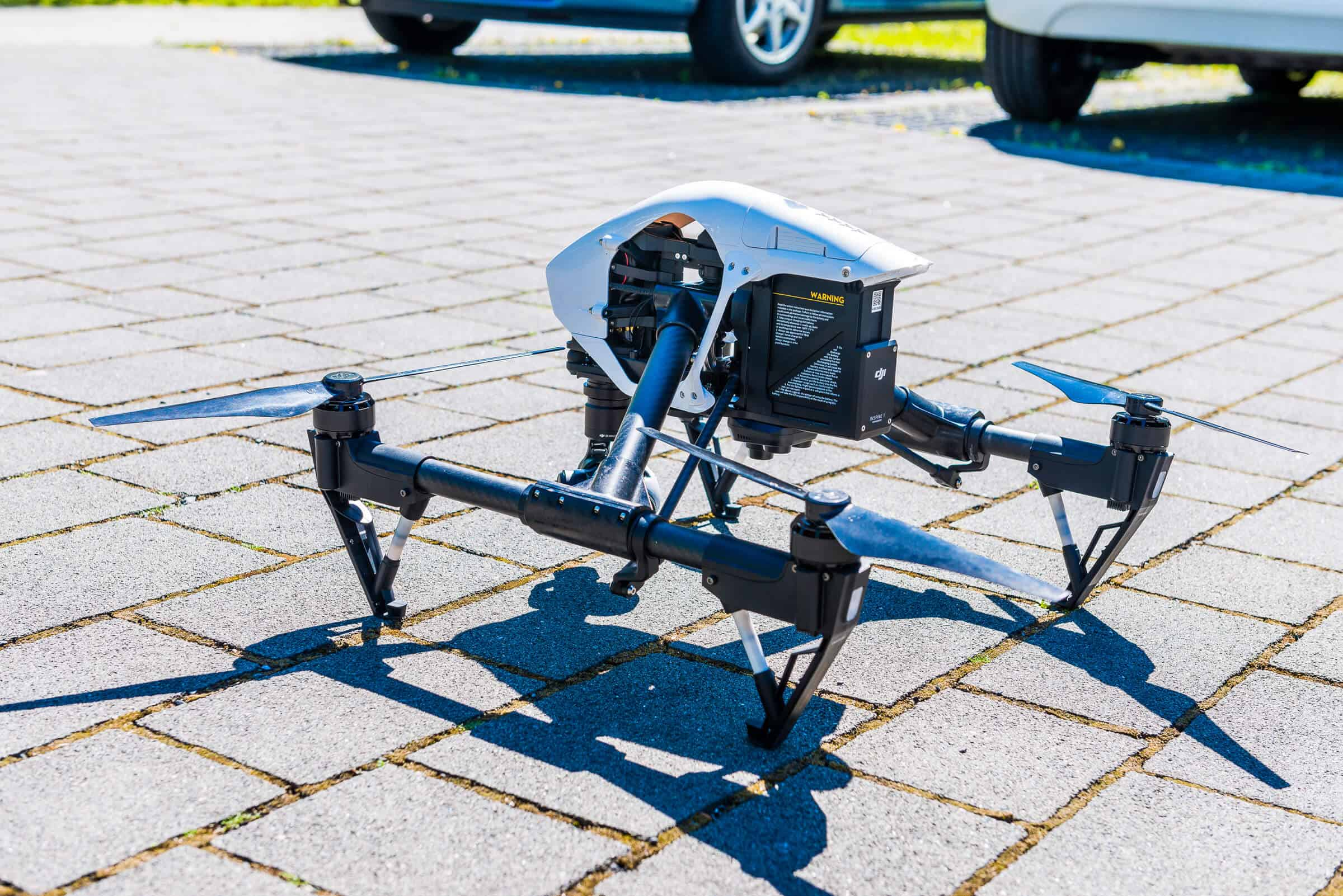 quadrocopter inspire