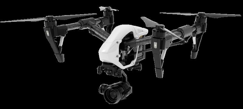 Inspire Quadrocopter Drohne
